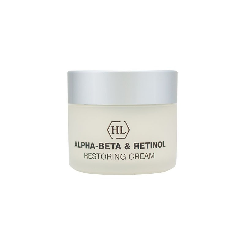 Holy Land Alpha-Beta & Retinol Restoring Cream - Восстанавливающий Крем Холи Ленд, 250 мл
