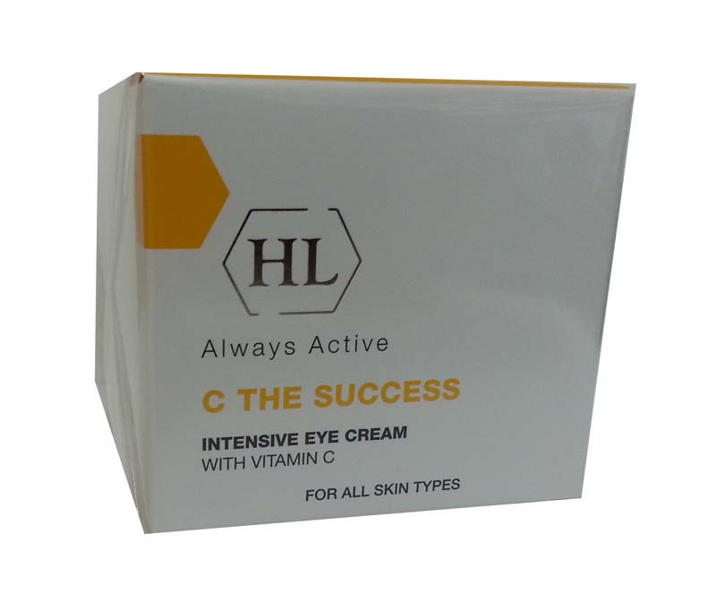 Holy Land C The Success Intensive Eye Cream - Интенсивный Крем Для Век Холи Ленд, 15 мл