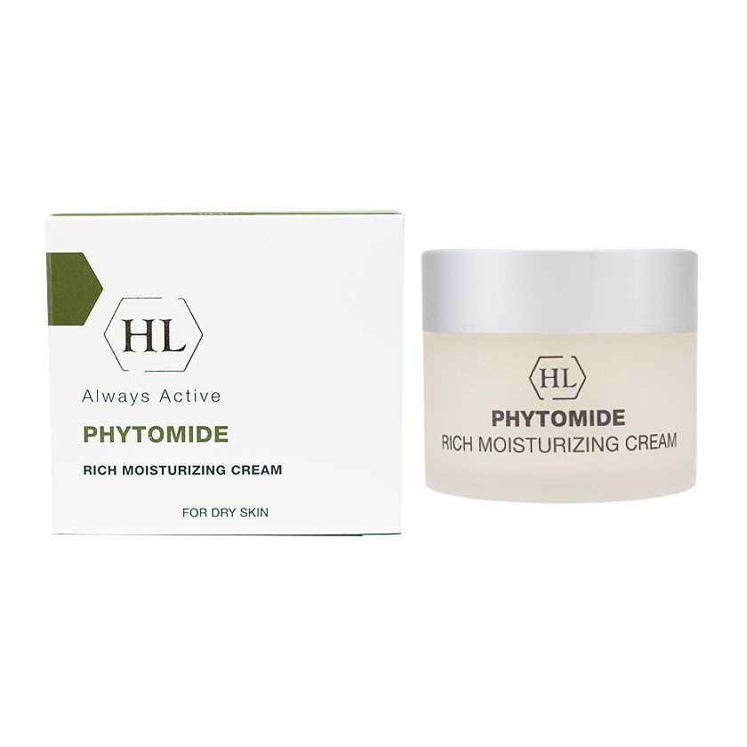 Holy Land Phytomide Rich Moisturizing Cream Spf 12 - Увлажняющий Крем Холи Ленд, 250 мл