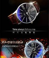 кварцевые часы YAZOLE luxury, фото 1