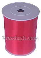 Лента для упаковки подарков(шариков,цветов) красная