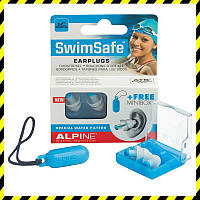Лучшие Беруши для плавания Alpine SwimSafe, Голландия.