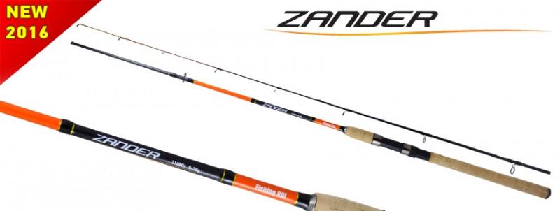 Спиннинг Zander 8-38g 2.10m