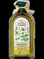 Зеленая аптека Шампунь Березовые почки и косторовое масло, 350 мл