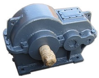 Редукторы цилиндрические горизонтальные двухступенчатые РЦД-400-50