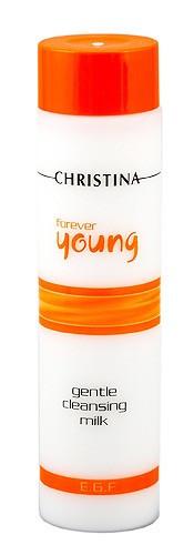 Christina Forever Young Gentle Cleansing Milk — Нежное очищающее молочко Кристина, 200 мл