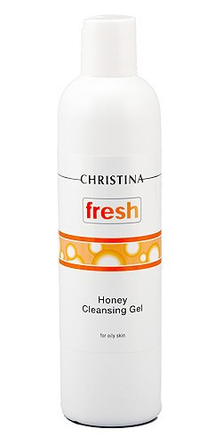Christina Fresh Honey Cleansing Gel — Медовый очищающий гель для жирной кожи Кристина, 300 мл