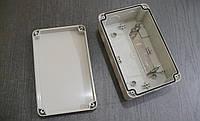 Бокс телефонный на 10 пар, пластиковый, на винтах, IP67 (типа КРТП-10)