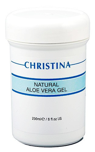 Christina Natural Aloe Vera Gel — Натуральный гель с алоэ вера Кристина, 250 мл