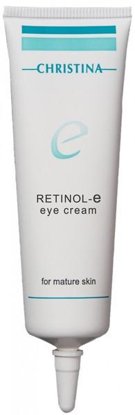 Christina Retinol Eye Cream + Vitamins A, E & С — Крем с ретинолом для зрелой кожи вокруг глаз Кристина, 30 мл