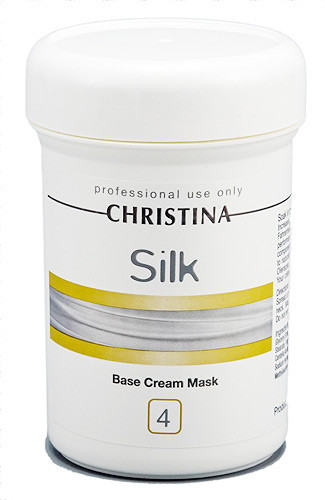 Christina Silk Base Cream Mask — Кремообразная маска-база (шаг 4) Кристина, 250 мл