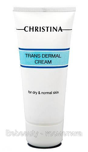 Christina Trans dermal Cream with Liposomes — Транедермальный крем с липосомами Кристина, 60 мл