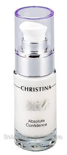 Christina Wish Absolute Confidence — Сыворотка для сокращения морщин «Абсолютная уверенность» Кристина, 30 мл
