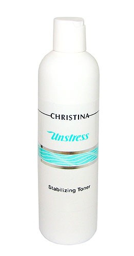 Christina Unstress Stabilizing Toner — Восстанавливающий баланс тоник Кристина, 300 мл