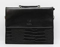 Вместительная мужская сумка. Деловой мужской портфель. Хорошее качество. Удобная сумка. Купить. Код: КДН360, фото 1