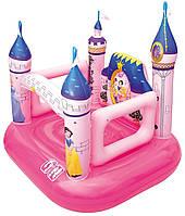 """Надувной игровой центр Bestway """"Замок принцесс"""" 157х147х163 см"""