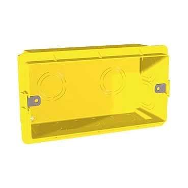 Монтажная коробка. 4-модуля. Unica Allegro MGU8.604