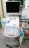 Аппарат Ультразвуковой Диагностики Ultrasonograf Honda HS-4000 USG 2 Head Videoprinter Б/У
