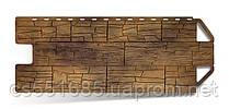Канзас - коллекция Каньон. Фасадный (цокольный) сайдинг Альта-профль