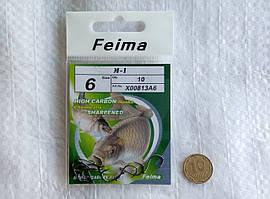 Крючки Feima M-1 №6