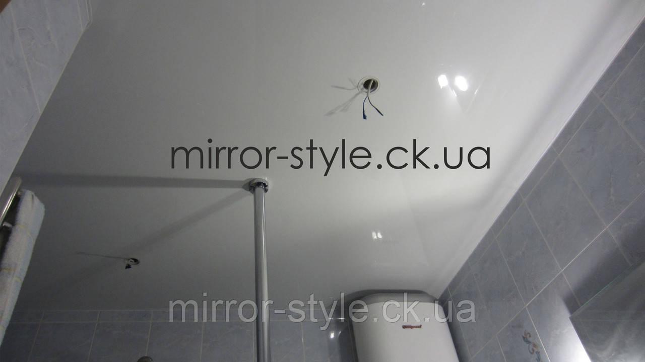 Монтаж - натяжные потолки в ванной комнате цена Черкассы