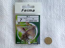 Крючки Feima M-1 №7
