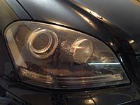 НАШИ РАБОТЫ: Полировка фар Mercedes ML