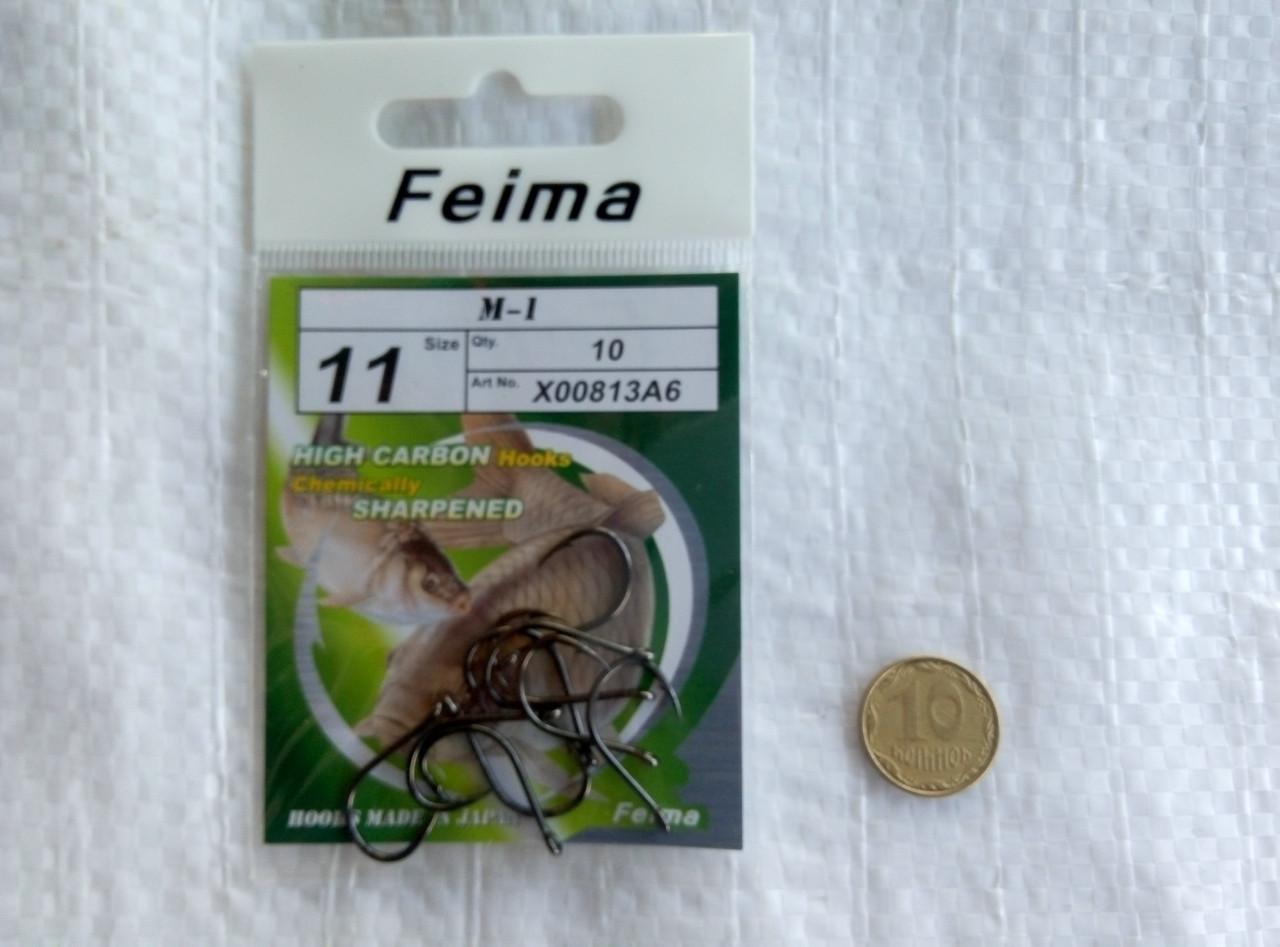 Крючки Feima M-1 №11