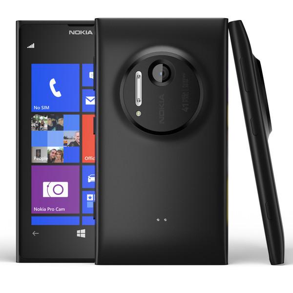 Смартфон Nokia Lumia 1020 (Black)