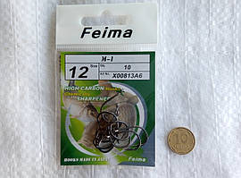 Крючки Feima M-1 №12