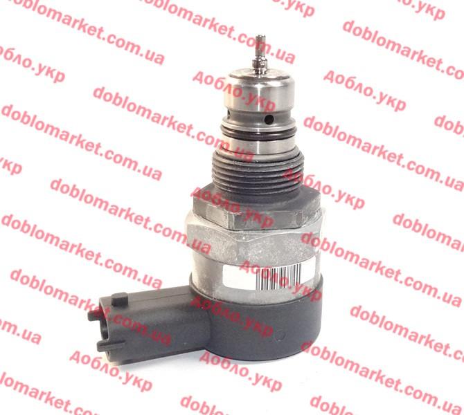 Регулятор давления топливной планки 1.3MJTD 16v Doblo 2005-2011, Арт. 0281002507, 55185570, BOSCH