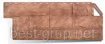 Карпатский - коллекция Гранит. Фасадный (цокольный) сайдинг Альта-профль