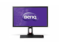 27''TFT, BENQ XL2720Z LED (1ms, VGA, DVI, HDMI, DP, USB, 3D) Black