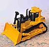 Металлический бульдозер 17 см Toy State САТ 39522