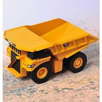 Металлический самосвал 17 см Toy State CAT 39521