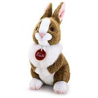 Мягкая Игрушка Кролик Trudi Теобальдо коричневый 32см 23703/2370-025