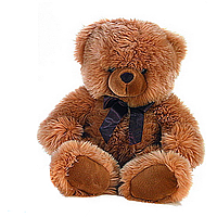 Мягкая игрушка - Медведь коричневый Aurora 43 см 11Q55A