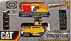 Железная дорога Строительный экспресс CAT 55651