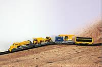 Детская железная дорога CAT Дизельный тепловоз 55450