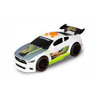 """Машина Ford Mustang """"Крутий розворот"""" со светом и звуком 21 см, Toy State 40502"""