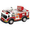 Спасательная техника Пожарная машина с лестницей со светом и звуком 30 см (34561)