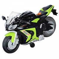 Мотоцикл Toy State Kawasaki Ninja ZX-10R 25 см 33411
