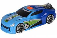 Машинка Toy State Форсаж со светом и звуком 27 см синяя 33347A