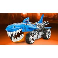 Экстремальные гонки Sharkruiser со светом и звуком 23 см  90512