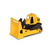 Игрушка Toy State Мини-строительная техника CAT Бульдозер 17 см (82012)
