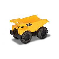Игрушка Toy State Мини-строительная техника CAT Самосвал 17 см 82011