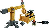 Игровой набор-конструктор Toy State Machine Maker Бульдозер и Подъемный кран 80912