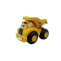 Игрушка Toy State Инерционная техника САТ для малышей Самосвал Гарри 9 см 80401