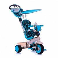 Детский велосипед Smart Trike Dream 4 в 1 голубой 8000900