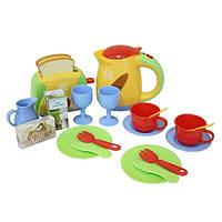 Набор Завтрак для двоих 21 предмет PlayGo 3710